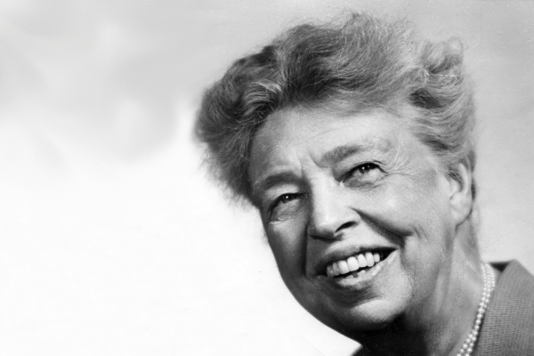 October 11: Eleanor Roosevelt's birthday, 1884
