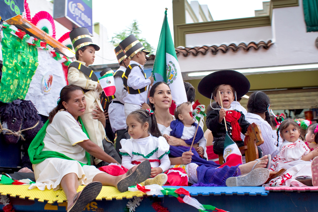 September 16th - Mexican Independence Day