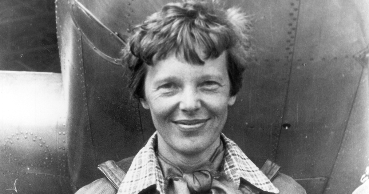 January 11 – On This Day in 1932 Amelia Earhart flew solo across the Pacific Ocean