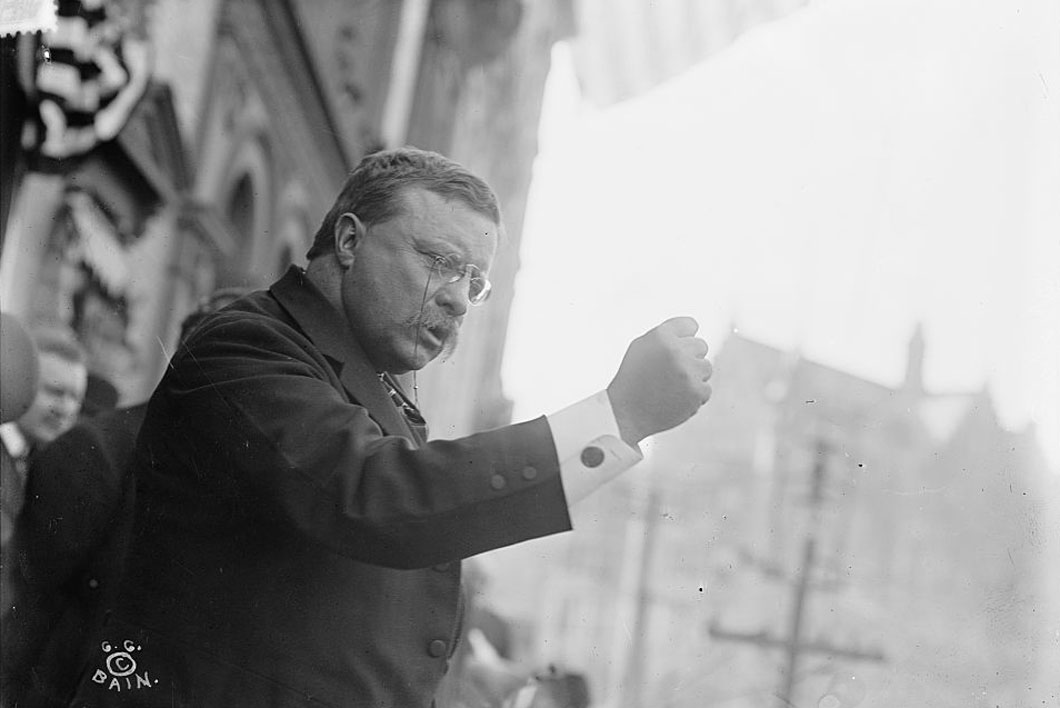 October 27th - Theodore Roosevelt's Birthday, 1858