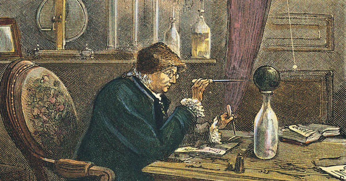 January 17th – Benjamin Franklin's Birthday (1706-1790)