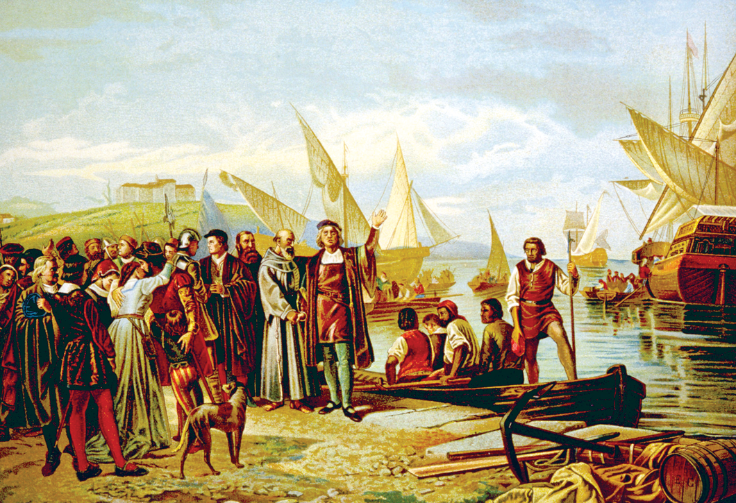 October 8: Columbus Day & Indigenous Peoples' Day