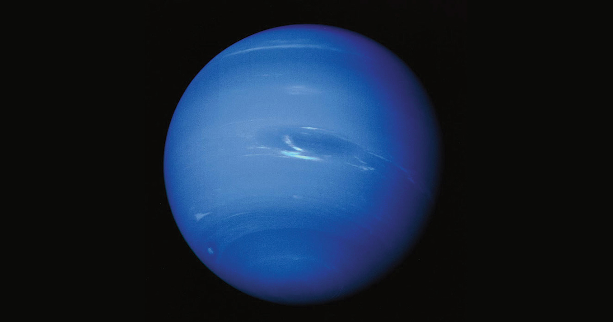 September 23rd- Neptune Discovered