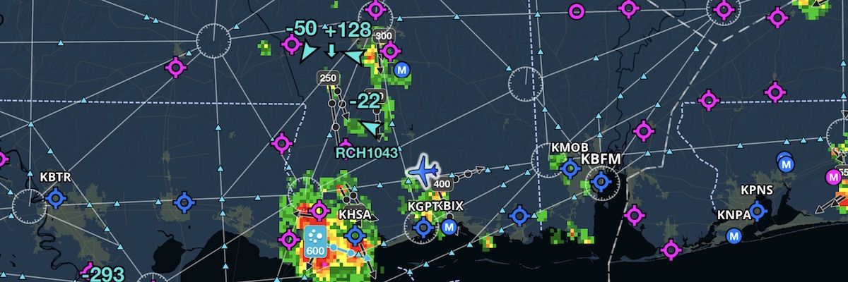 Access Inflight Weather & Traffic with Garmin's GDL 52