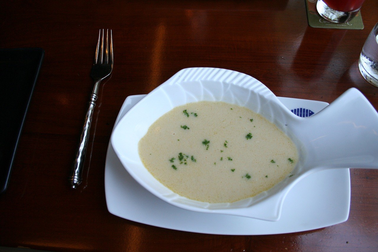 Norwegian fish soup